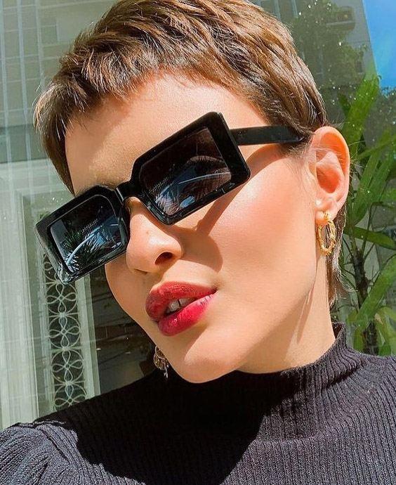 Modern 2021 Short Pixie Haircut & Hairstyles