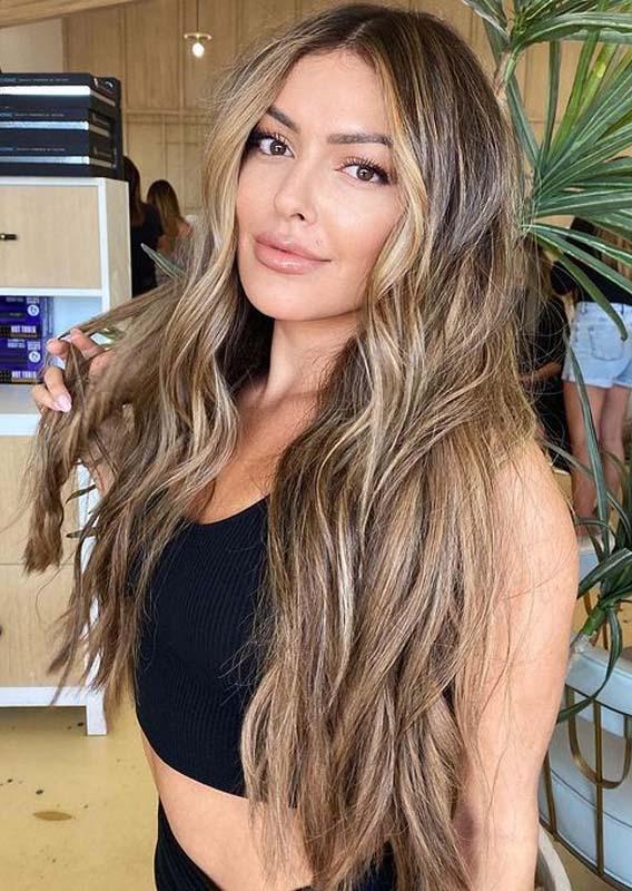 Prettiest honey bronde Hair Color Trends