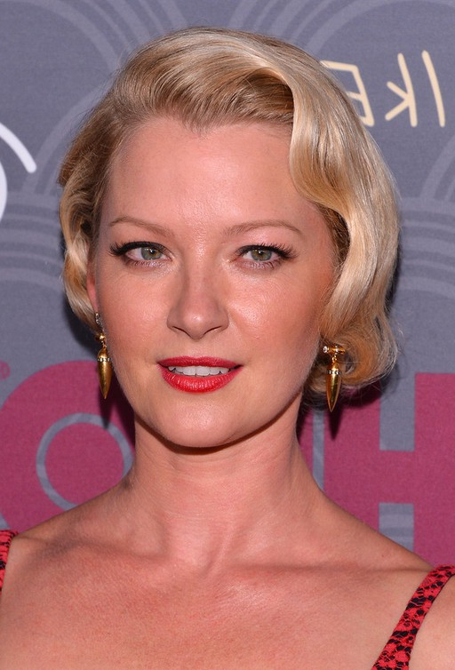 Gretchen Mol Finger Wave Hairstyle For Short Hair Styles