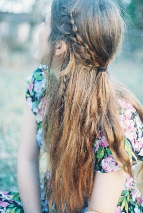 cute braid styles for long hair 34 boho hairstyles ideas styles weekly 8734 | Braided Boho Hairstyles Cute Long Hair for Summer