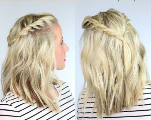 Bohemian Style Hair: 34 Boho Hairstyles Ideas