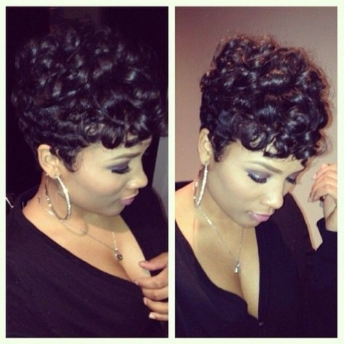 23 Pretty Hairstyles For Black Women 2016 Styles Weekly