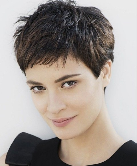 20 Stylish Very Short Hairstyles Crazyforus