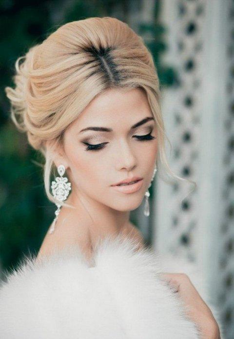 Gorgeous Bridal Makeup Look