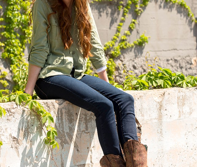 Ways To Wear Cowboy Boots Cute Cowgirl Boots For Women