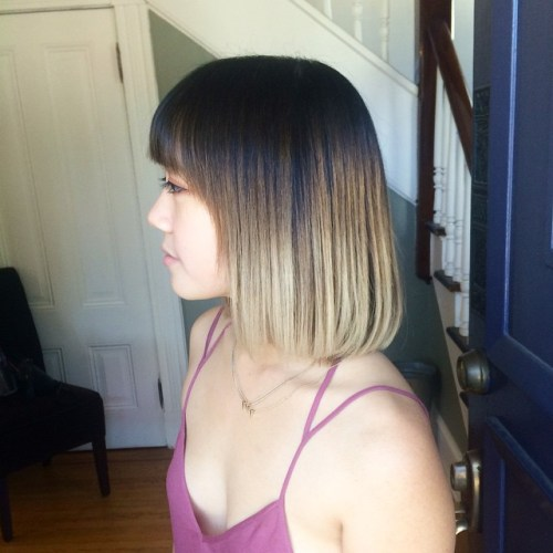 medium length blunt haircuts 20 amazing blunt bob hairstyles for 2016 mob amp lob hair 5136