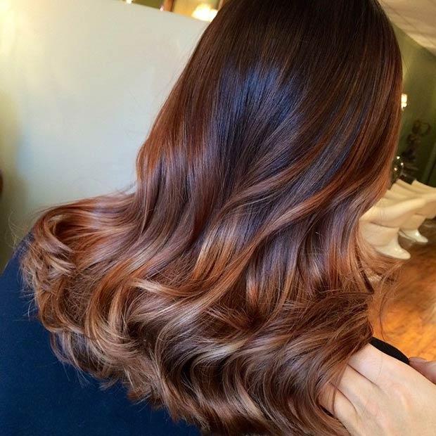 15 Fashionable Balayage Hair Looks Crazyforus