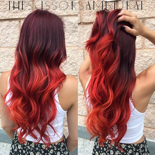 Red Hair Color Ideas 20 Hot Red Hairstyles For You To
