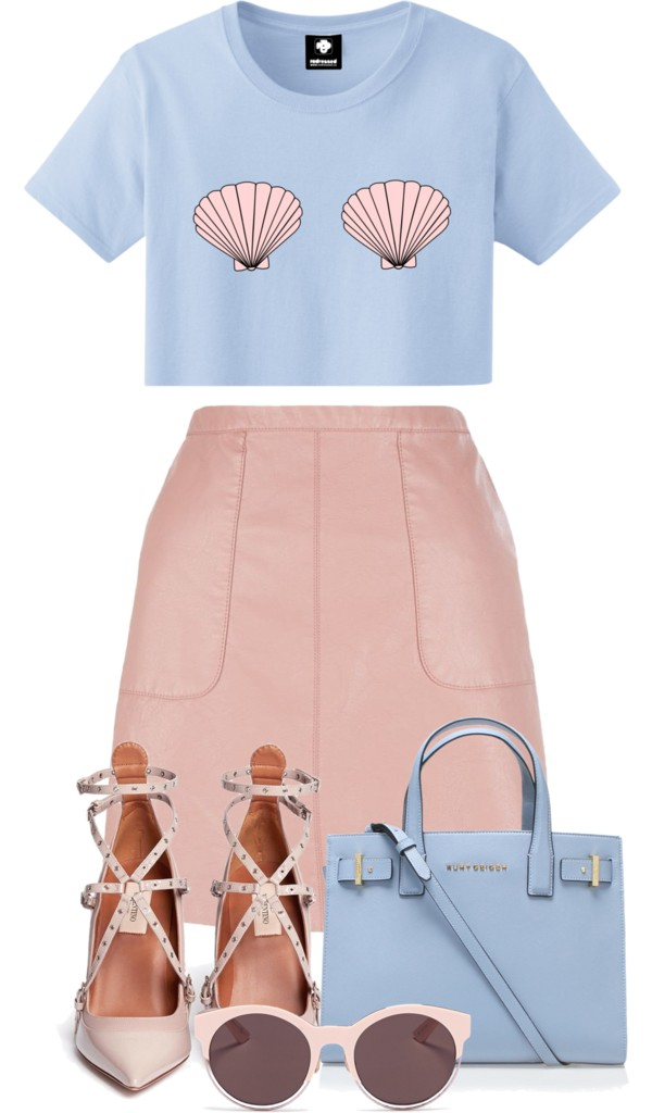 10 Cute Outfits To Make You Look Like A Mermaid For Summer