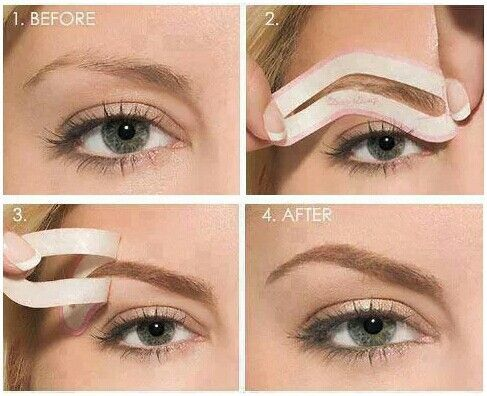 7 Tips on How to Use Brow Stencils