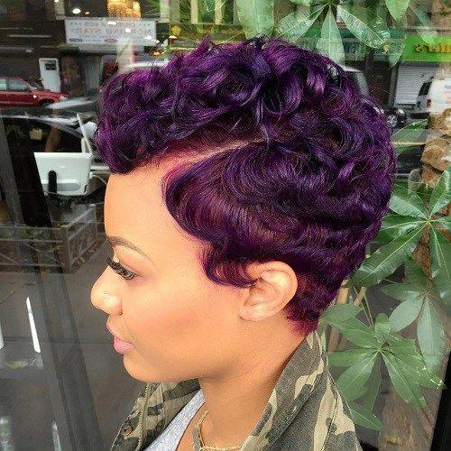 23 Pretty Hairstyles for Black Women - African American Hair Ideas