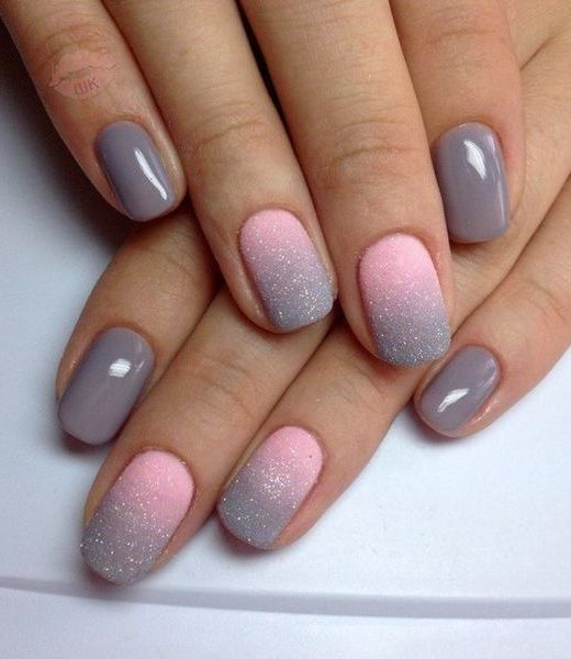 10 Fabulous Ombre Nail Art Designs - crazyforus