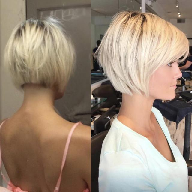 40 super cute short bob hairstyles for women 2018 | styles