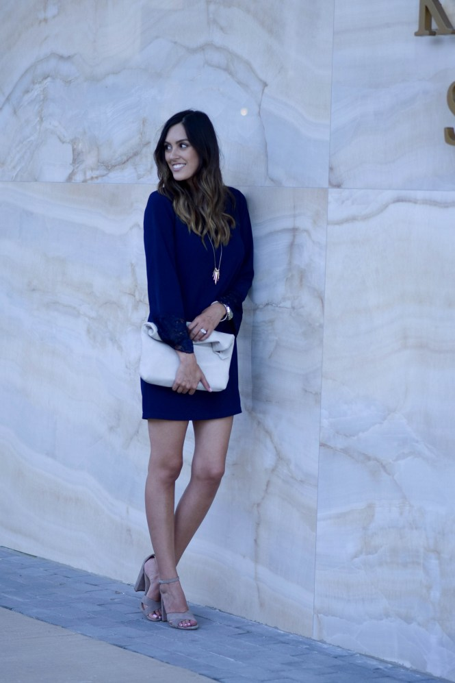 Style The Girl CC Blue Dress 7