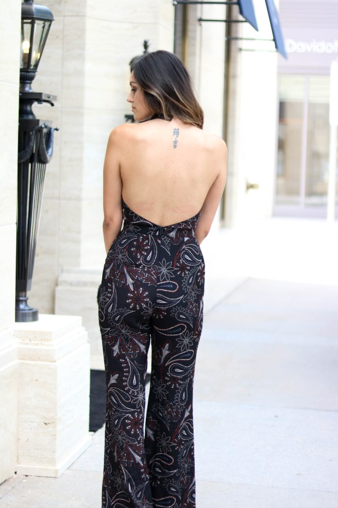 Style The Girl Black Jumpsuit 14