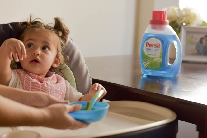How I Keep My Baby Clothes Clean With Persil Proclean Stylethegirl