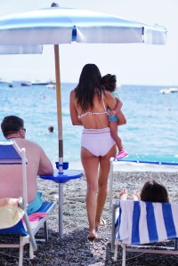 Style The Girl Huggies Little Swimmers in Positano