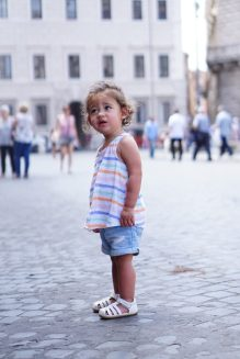 Style The Girl In Rome