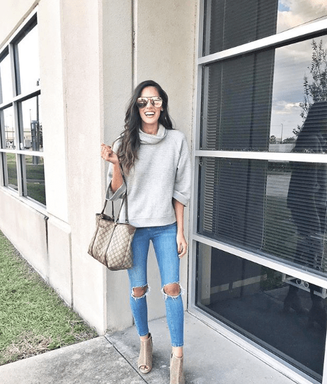 Style The Girl Thanksgiving Outfit Idea
