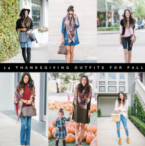 Style The Girl 14 Thanksgiving Outfit Ideas For Fall