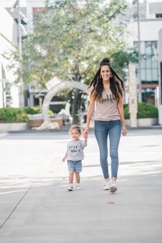 Style The Girl What I Am Thankful For Mommy and Me Outfits