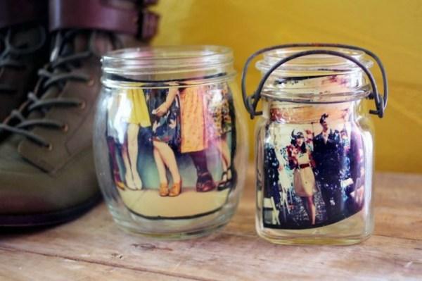 10 diy photo craft ideas - 25 Creative DIY Photo Craft Ideas