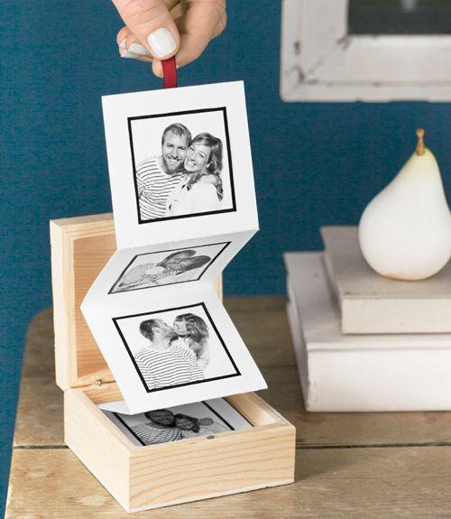 22 diy photo craft ideas - 25 Creative DIY Photo Craft Ideas
