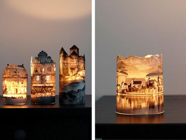 3 diy photo craft ideas - 25 Creative DIY Photo Craft Ideas