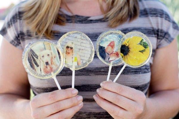 4 diy photo craft ideas - 25 Creative DIY Photo Craft Ideas