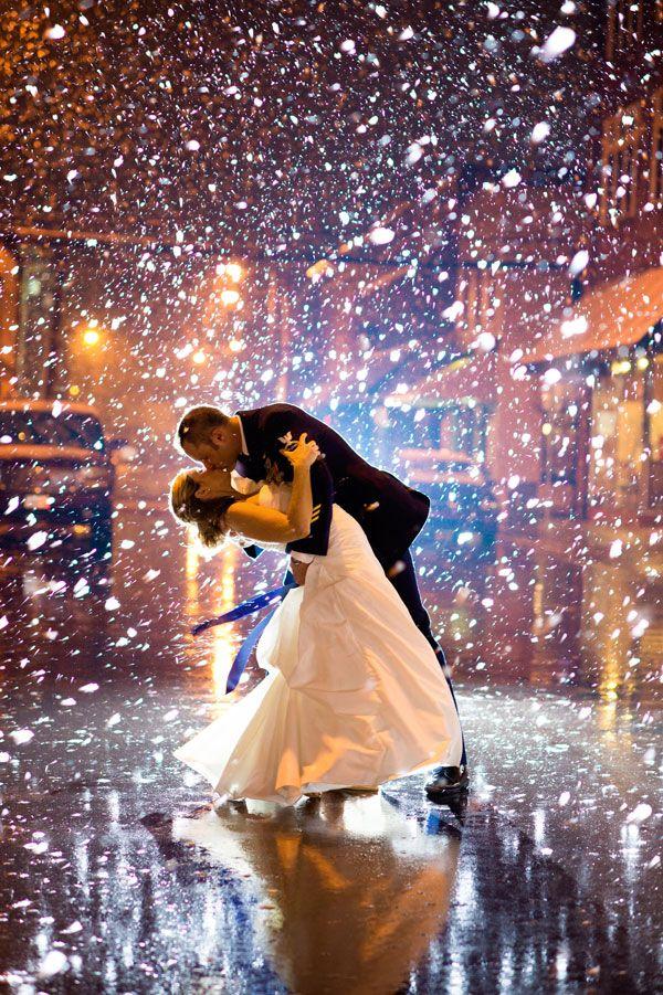 3 creative winter wedding ideas - 15 Creative Winter Wedding Ideas