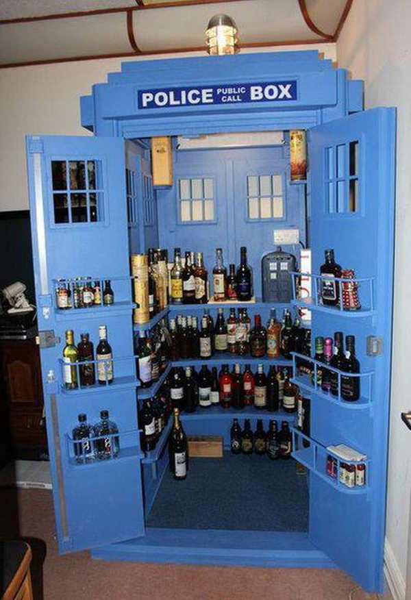 11 doctor who tardis - Doctor Who or TARDIS Designs and Ideas