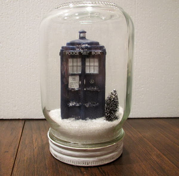 3 doctor who tardis - Doctor Who or TARDIS Designs and Ideas