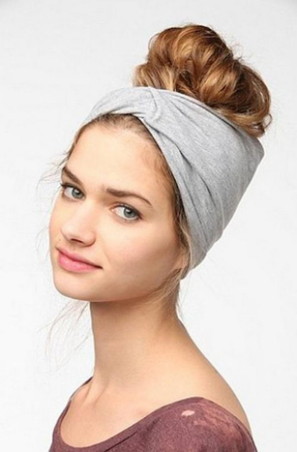 21 cool hairstyles with headbands for girls - 25 Cool Hairstyles with Headbands for Girls