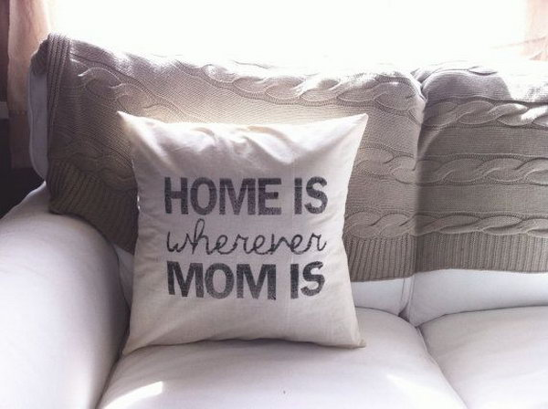 8 diy gifts for mom - Creative DIY Gifts for Mom