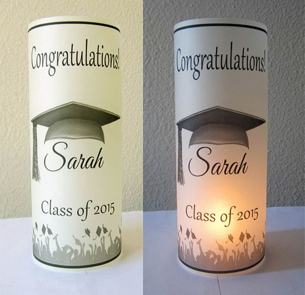 21 graduation party decoration ideas - 25 DIY Graduation Party Decoration Ideas