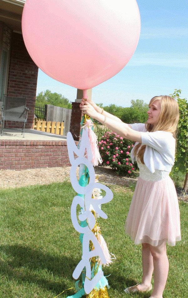 3 graduation party decoration ideas - 25 DIY Graduation Party Decoration Ideas