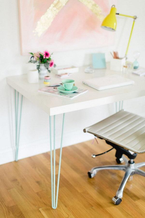 13 ikea desk hacks - 20+ Cool and Budget IKEA Desk Hacks