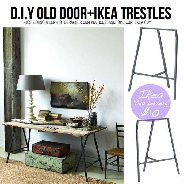 17 ikea desk hacks - 20+ Cool and Budget IKEA Desk Hacks