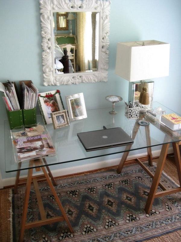 23 ikea desk hacks - 20+ Cool and Budget IKEA Desk Hacks