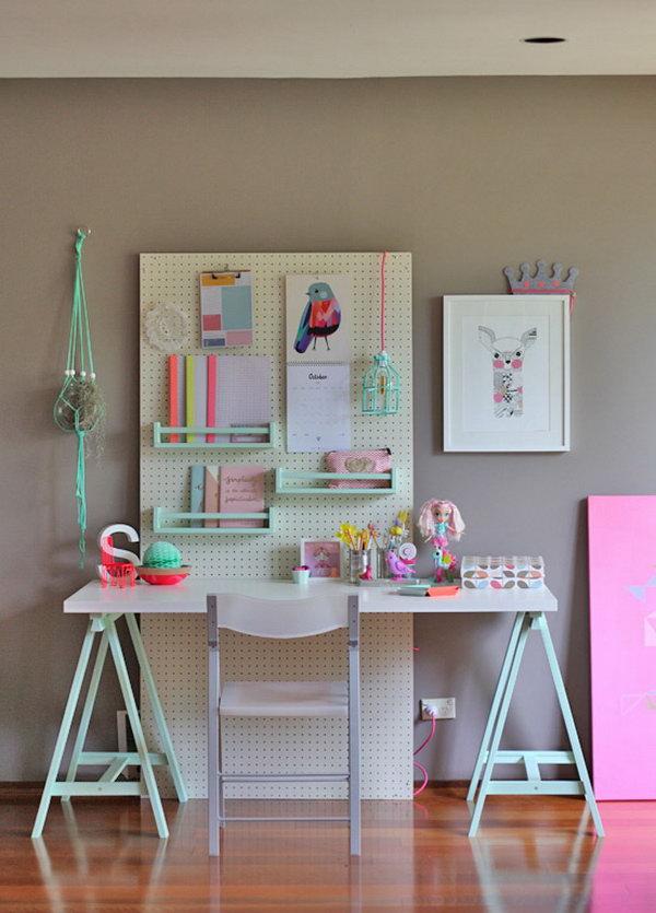 24 ikea desk hacks - 20+ Cool and Budget IKEA Desk Hacks