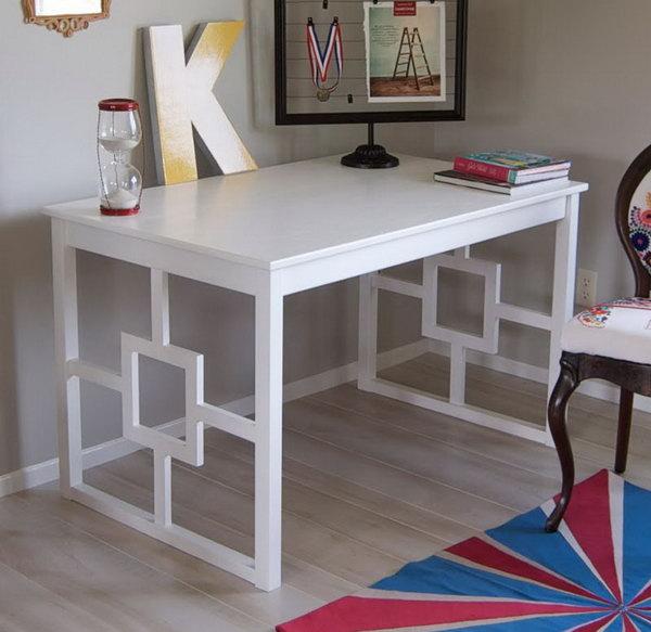 5 ikea desk hacks - 20+ Cool and Budget IKEA Desk Hacks