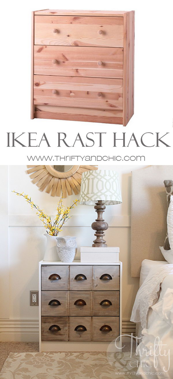 30 ikea rast hacks - 25 Simple and Creative IKEA Rast Hacks