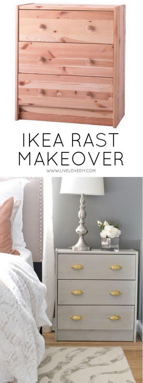 6 ikea rast hacks - 25 Simple and Creative IKEA Rast Hacks