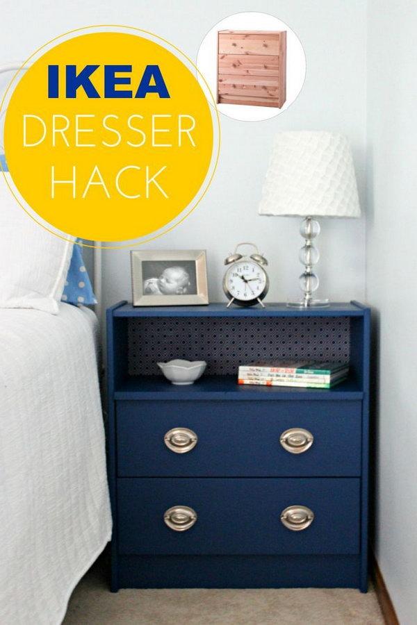 8 ikea rast hacks - 25 Simple and Creative IKEA Rast Hacks
