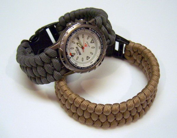 5 diy paracord projects - Cool DIY Paracord Projects