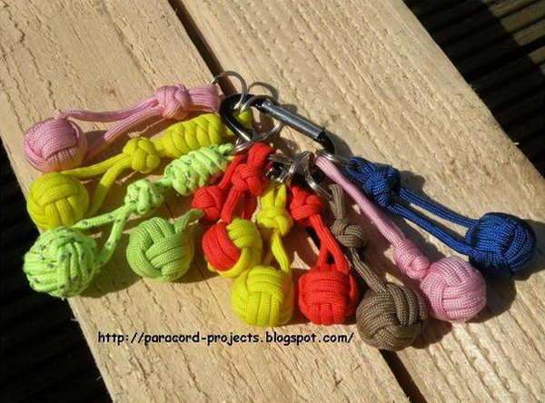 9 diy paracord projects - Cool DIY Paracord Projects