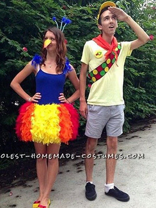 10 couple costume ideas - Stylish Couple Costume Ideas
