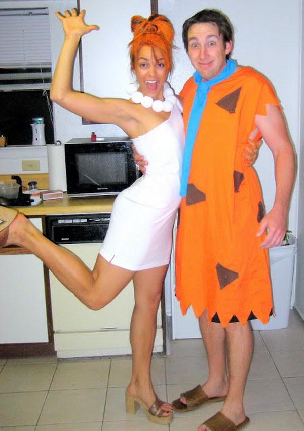 12 couple costume ideas - Stylish Couple Costume Ideas