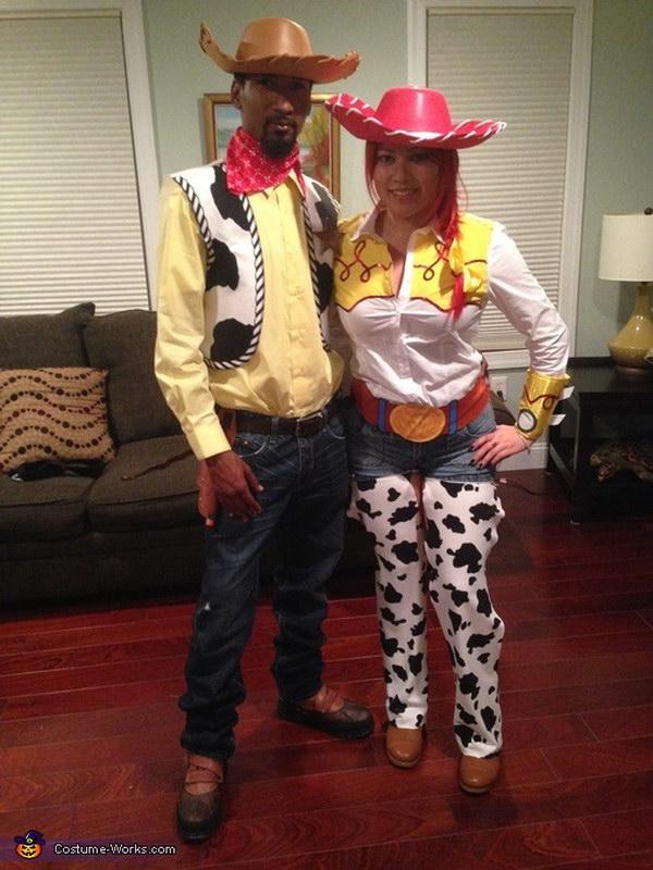 14 couple costume ideas - Stylish Couple Costume Ideas