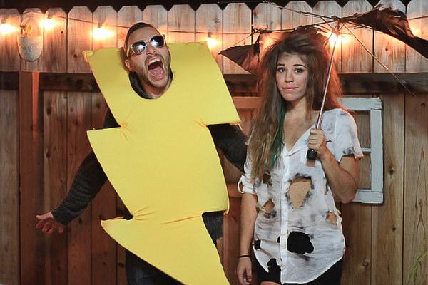 16 couple costume ideas - Stylish Couple Costume Ideas